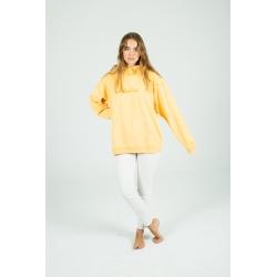 Cream yellow Canguro hoodie