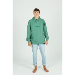 Green Canguro hoodie