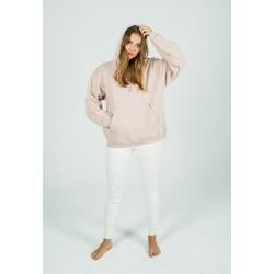 Millenial pink Basic hoodie