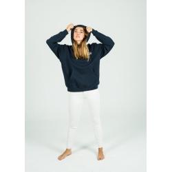 Navy Basic hoodie